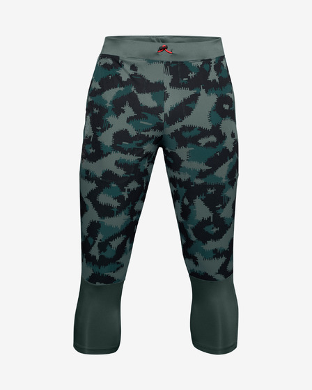 Under Armour Run Anywhere Printed 3/4 Leggins