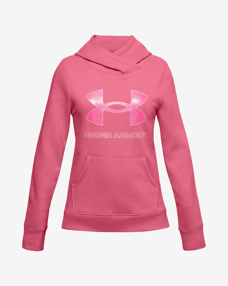 Under Armour Rival Fleece Logo Kids Sweatshirt