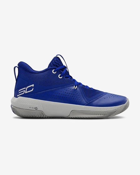 Under Armour SC 3ZERO IV Basketball Sneakers