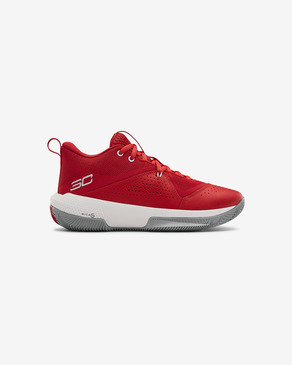 Under Armour Grade School UA SC 3ZER0 IV Basketball Kids Sneakers