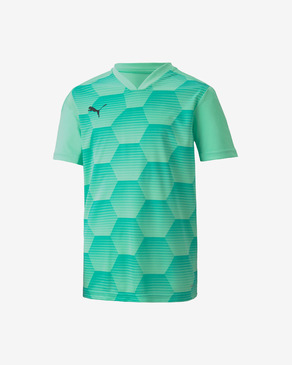 Puma teamFINAL 21 Graphic Kids T-shirt