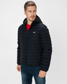 Lacoste Lightweight Water-Resistant Puffer Jacket