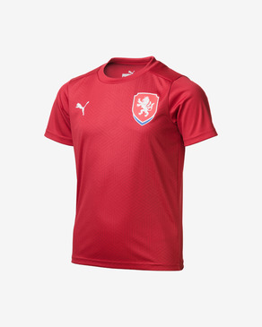 Puma Czech Republic Home Kids T-shirt