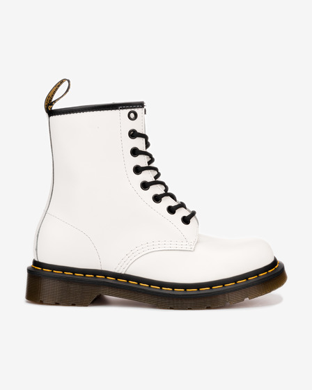 Dr. Martens 1460 Smooth White Ankle boots