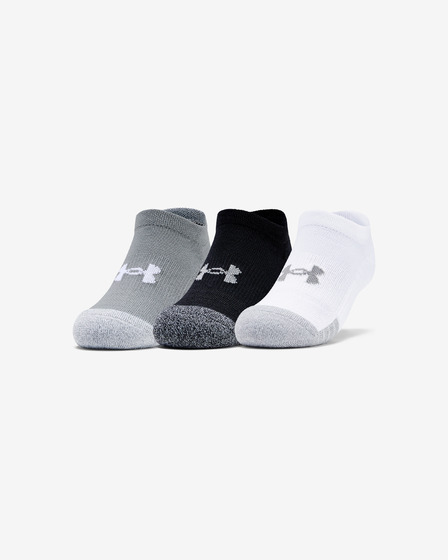 Under Armour Set of 3 pairs of kids socks