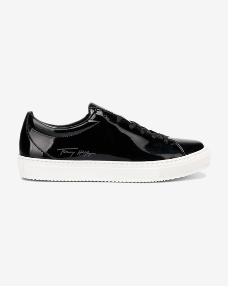 Tommy Hilfiger Zero Waste Patent Sneakers