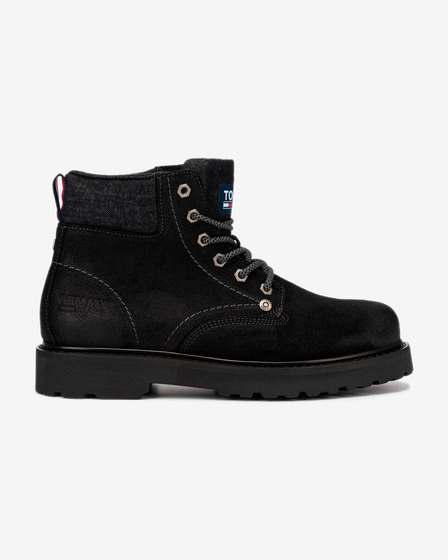 Tommy Jeans Lace Up Ankle boots