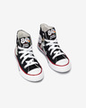 Converse Bugs Bunny Chuck Taylor All Star High Top Kids Sneakers
