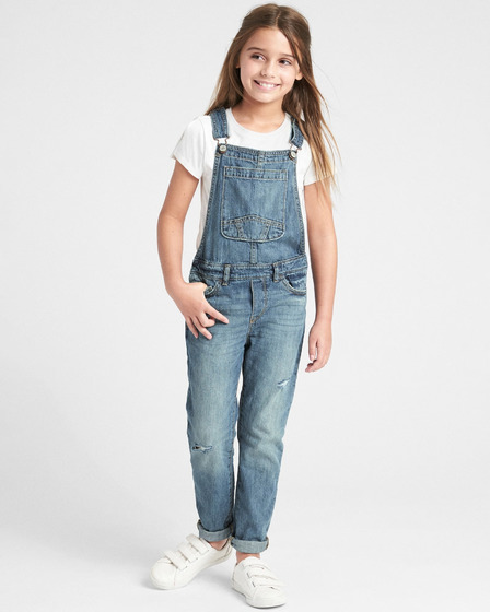 GAP Kids Jeans with braces