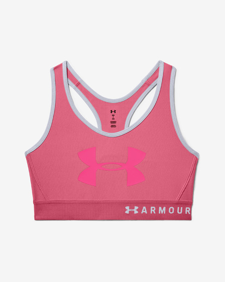 Under Armour Keyhole Graphic Bra