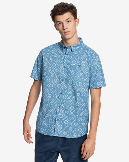 Quiksilver Baja Blues Shirt