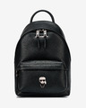 Karl Lagerfeld Ikonik Metal Backpack