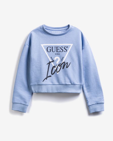 Guess Active Icon Kids Sweatshirt