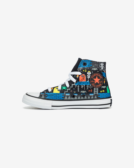 Converse Gamer Chuck Taylor All Star Kids Sneakers