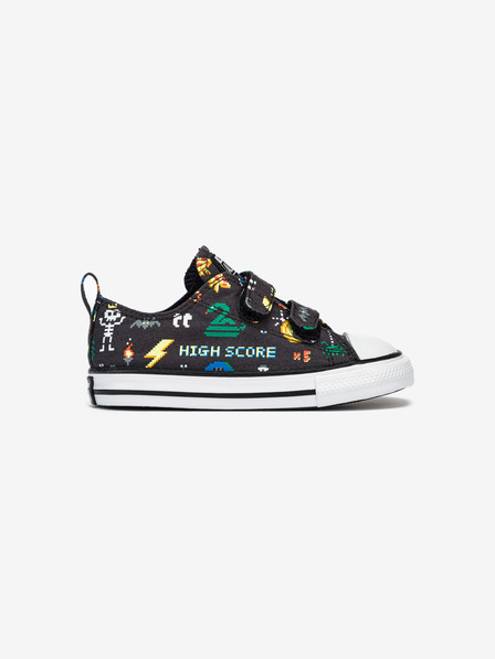 Converse Gamer Easy-On Chuck Taylor All Star Kids Sneakers