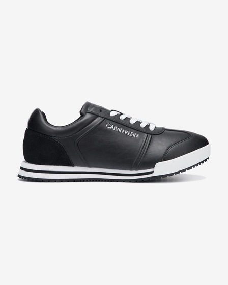 Calvin Klein Low Profile Lace up Sneakers