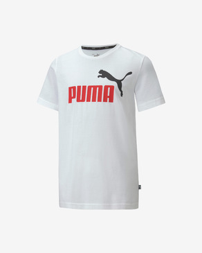 Puma Essentials 2 Col Logo Kids T-shirt