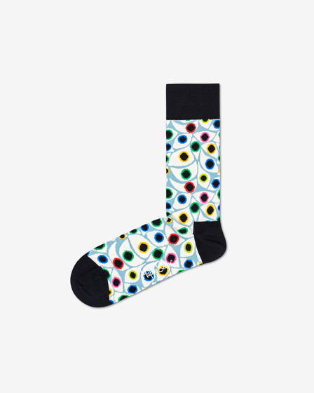 Happy Socks Organic Eyes Socks